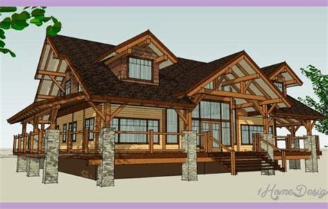 simple timber frame house plans simple timber frame house plans archives home design