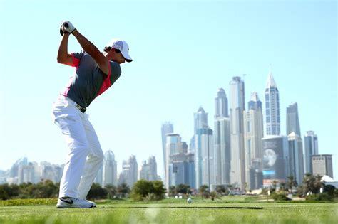swing dubai course report emirates golf club eighteen