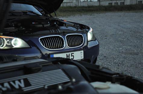 Bmw E61 Touring Tieferlegen by E61 M5 Touring In Interlagosblau Tiefer Vmax 5er