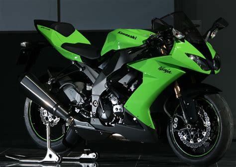 Supersport Motorrad A2 by Kawasaki Ninja Zx 10r Baujahr 2008 Datenblatt Technische