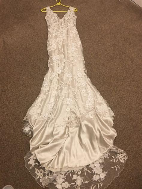allure bridal 8800 allure bridals 8800 second hand wedding dress on sale 66 off