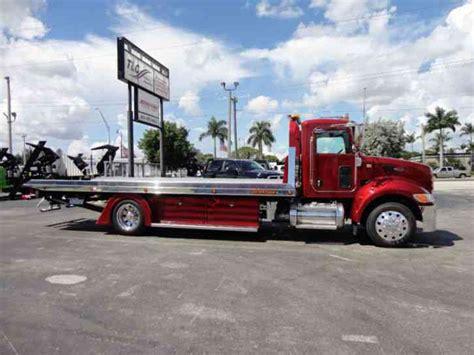 peterbilt   rollback tow truck stepside classicbaggerjerr  flatbeds rollbacks
