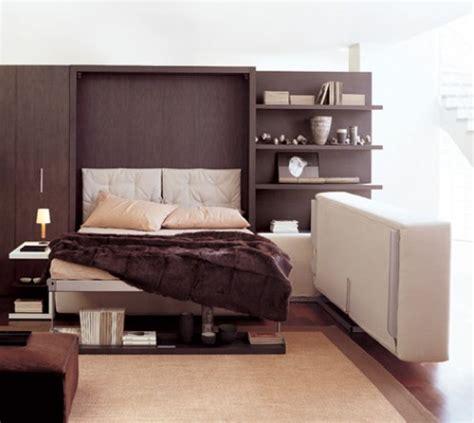 Meubles Fuscielli (Nice 06)   Meubles gain de place contemporains   Meuble lit avec canapé d