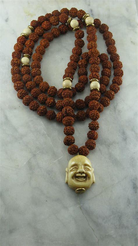 what are mala mala necklace 108 rudraksha mala buddhist