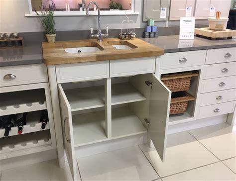 kitchen sink base unit corner base unit door blanking panel sizes diy