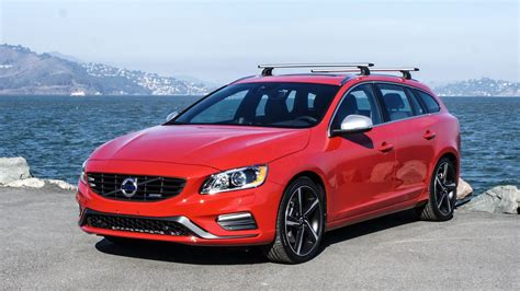 volvo station wagon 2015 2015 volvo v60 offers stylish station wagon utility