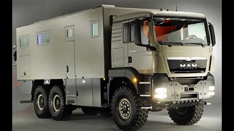 what does the truck end the rv for the end of the 18 tonne 890 000