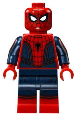 Lego Kw Captain America Civil War Costume Minifigure spider minifigure brickipedia fandom powered by wikia