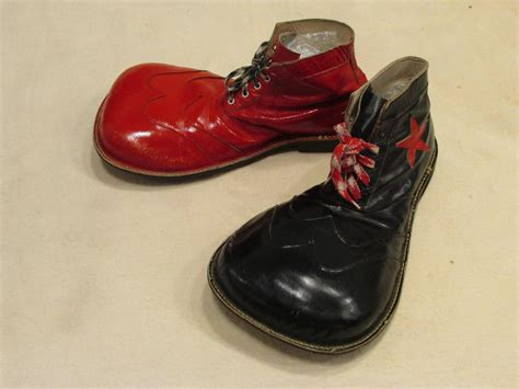 clown shoes vintage and black clown shoes at 1stdibs