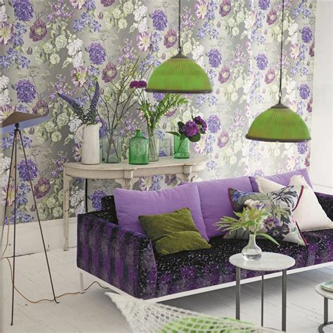 wallpaper design guild designers guild alexandria wallpaper