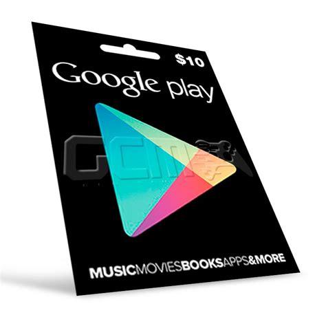 Android Play Store Gift Card - cart 227 o google play store gift card 10 dolares us android r 38 90 no mercadolivre