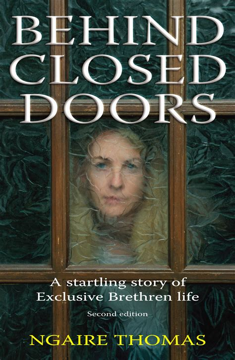 behind closed doors 1848454120 behind closed doors by ngaire thomas penguin books australia