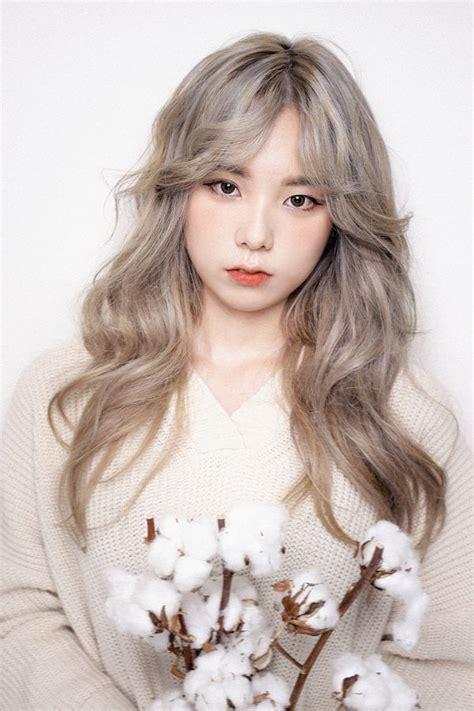 popular kpop hair colours 25 best ideas about korean hair color on pinterest