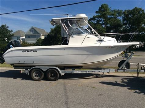 used sea fox boats for sale in florida used sea fox boats for sale 4 boats