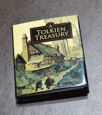 libro the tolkien treasury tolkien collection maggio 2013