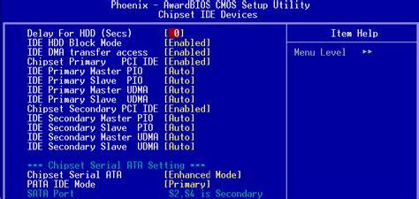 format hard drive through bios blog
