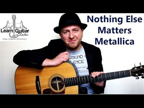 nothing else matters lesson 270 best images about blues guitar on guitar