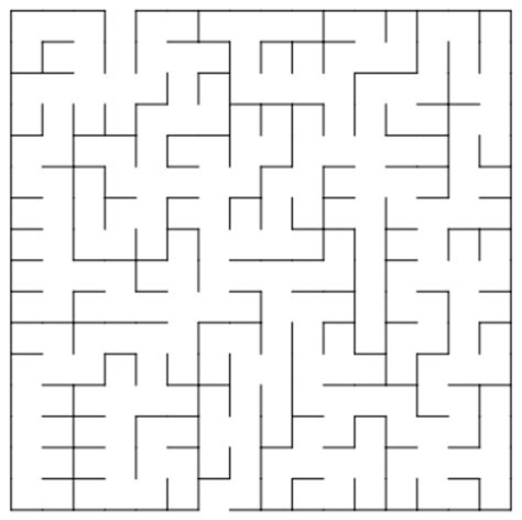 printable mazes with more than one solution education jason cantarella