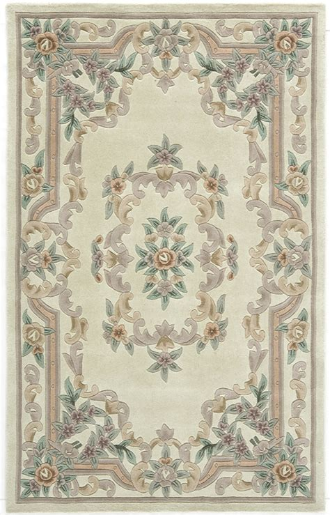 new aubusson rugs rugs america new aubusson 510 201 ivory