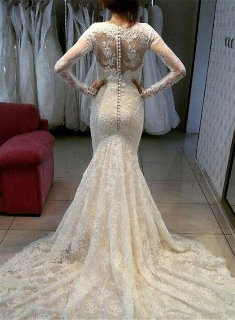 Black Mermaid Wedding Dress