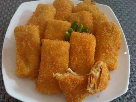 usaha membuat risoles resep ayam resep kue share the knownledge
