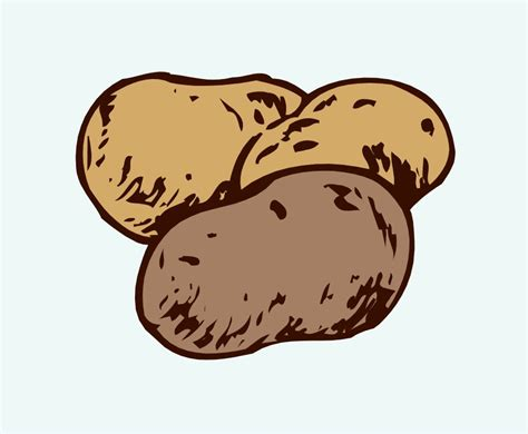 artwork clipart potato clipart clipart bay