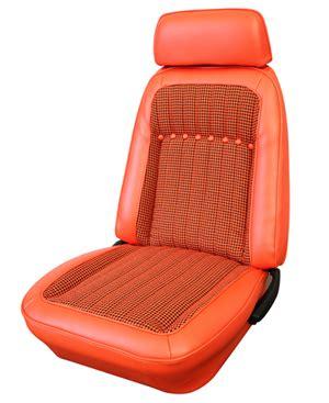 Karpet Comfort Deluxe Porsche seat upholstery imported 1969 camaro standard deluxe