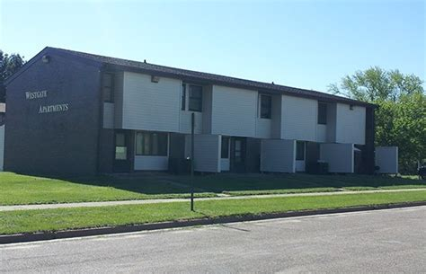 Westgate Appartments by Merrill Housing Authority Affordable Housing Westgate