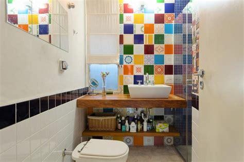 como decorar azulejos como decorar um banheiro gastando pouco 18 dicas