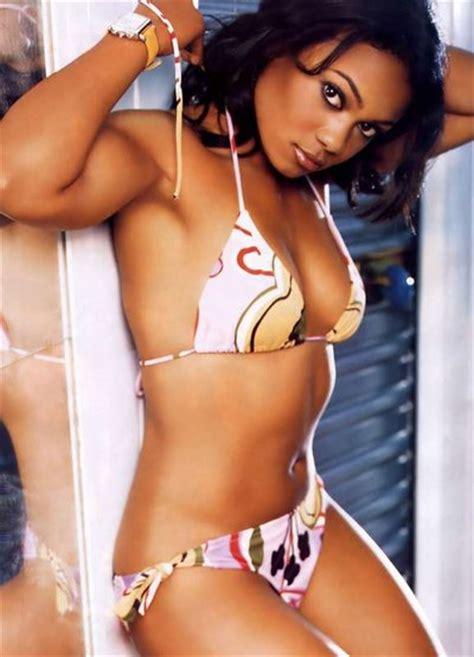 Latin Divas In Bikini Tatyana Ali