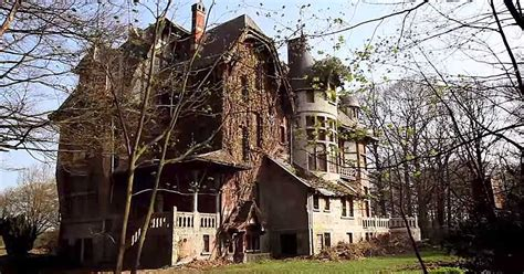 Home Interior Stores Near Me man explores abandoned untouched homes in europe sf globe