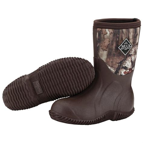 toddler muck boots muck 174 boots arctic sport ii camo boots 421056
