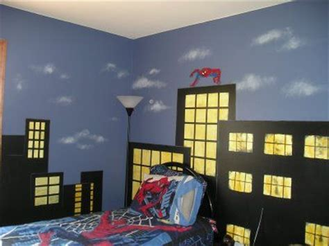 boys spiderman bedroom ideas looks like we just found zander s new bedroom idea