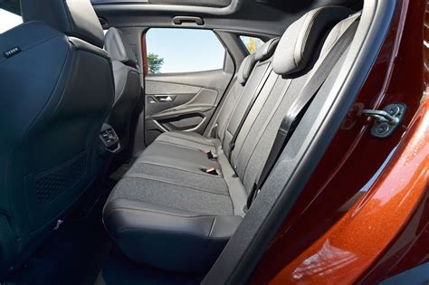peugeot 3008 interior seat peugeot 3008 1 2 puretech suv road test wheels alive