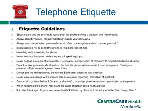 7 Crucial Tips On Telephone Etiquette by Customer Service 2014