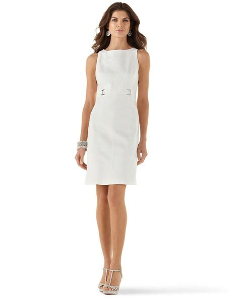 White House Black Market Dresses by White House Black Market Form Summer Sheath Dress