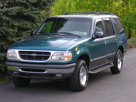 1998 ford explorer 1998 ford explorer other pictures cargurus