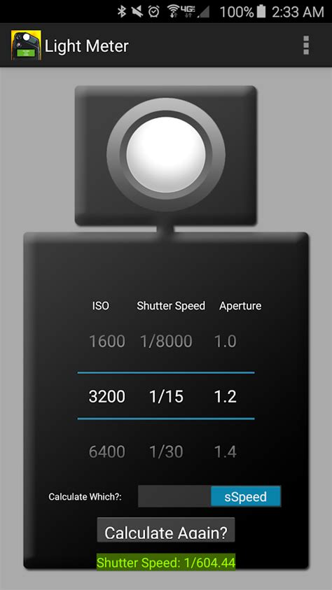 light meter for photography light meter for photography android apps on play