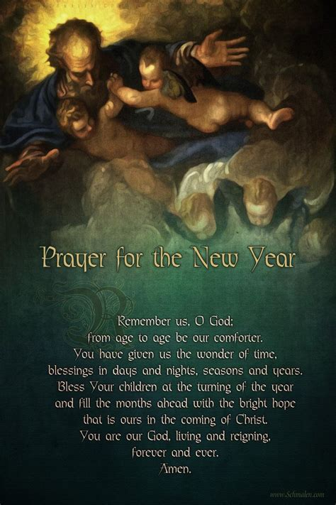 best prayers for welcoming the new year 206 best images about prayers on