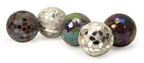decorated balls abbot mosaic decorative balls ivg holle stewart design