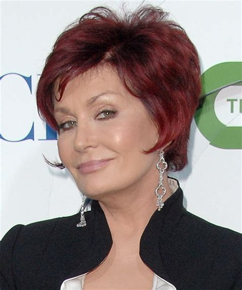recent sharon osbourne hairstyle 2014 sharon osbourne hairstyles
