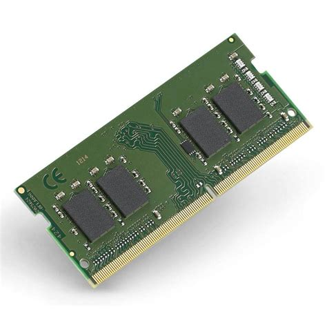 Ram 4gb Ddr4 2133mhz kingston valueram 4gb 1x 4gb ddr4 2133mhz sodimm memory kvr21s15s8 4 mwave au
