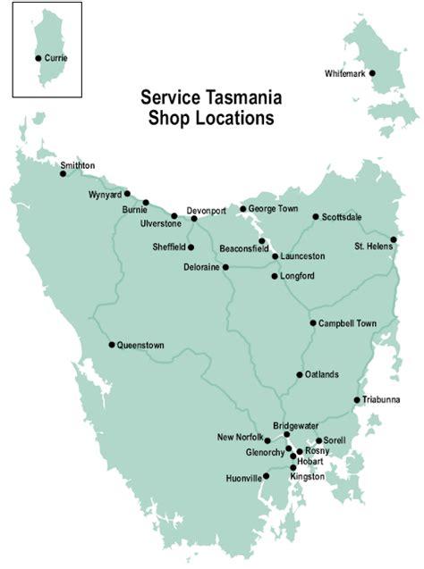 service tasmania online shops