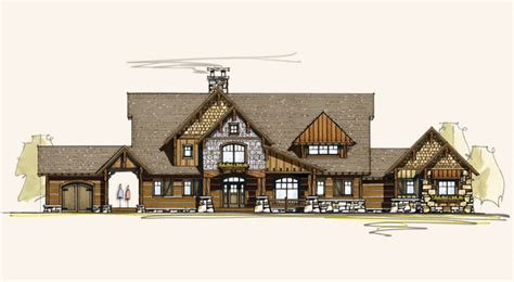 golf course home plans driver golf course home rustic home designs