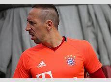 Le salaire de Franck Ribéry au Bayern Munich L Equipe Tennis