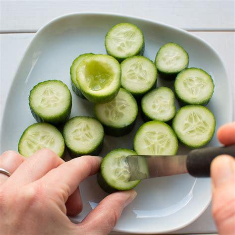 cucumber canapes cucumber canap 233 s