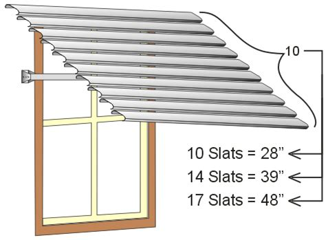 exterior wooden window awning plans woodproject