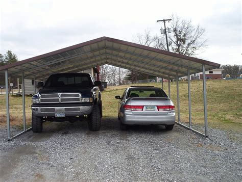 Building A Car Port by Diy Metal Carport Plans Images