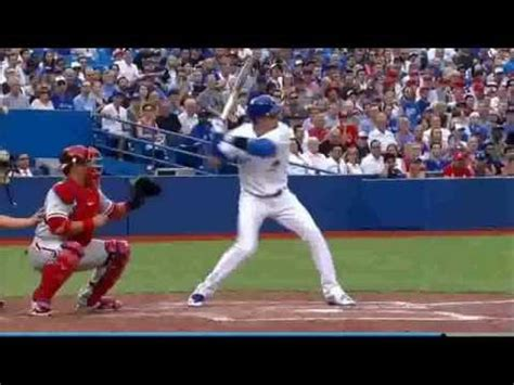 troy tulowitzki swing troy tulowitzki swing breakdown 1st home run with blue