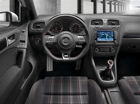 Classic Interior 2009 Volkswagen Golf Gti Design Study Dashboard